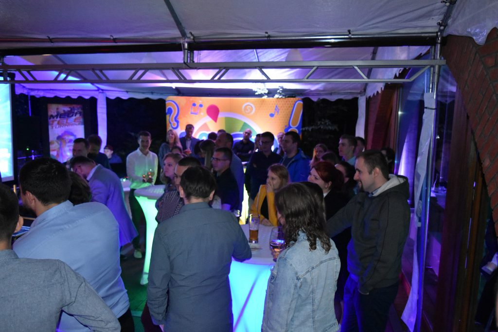 SolDevelo's Anniversary Integration Party Awards