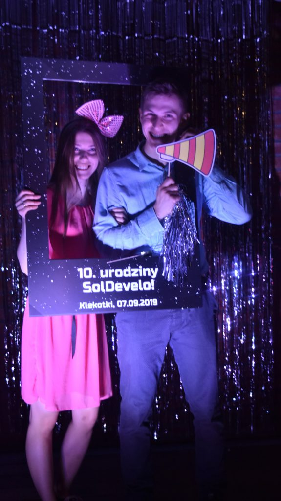 SolDevelo's Anniversary Integration Party