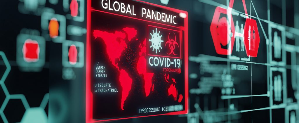 Global Pandemic- Fighting with the virus2