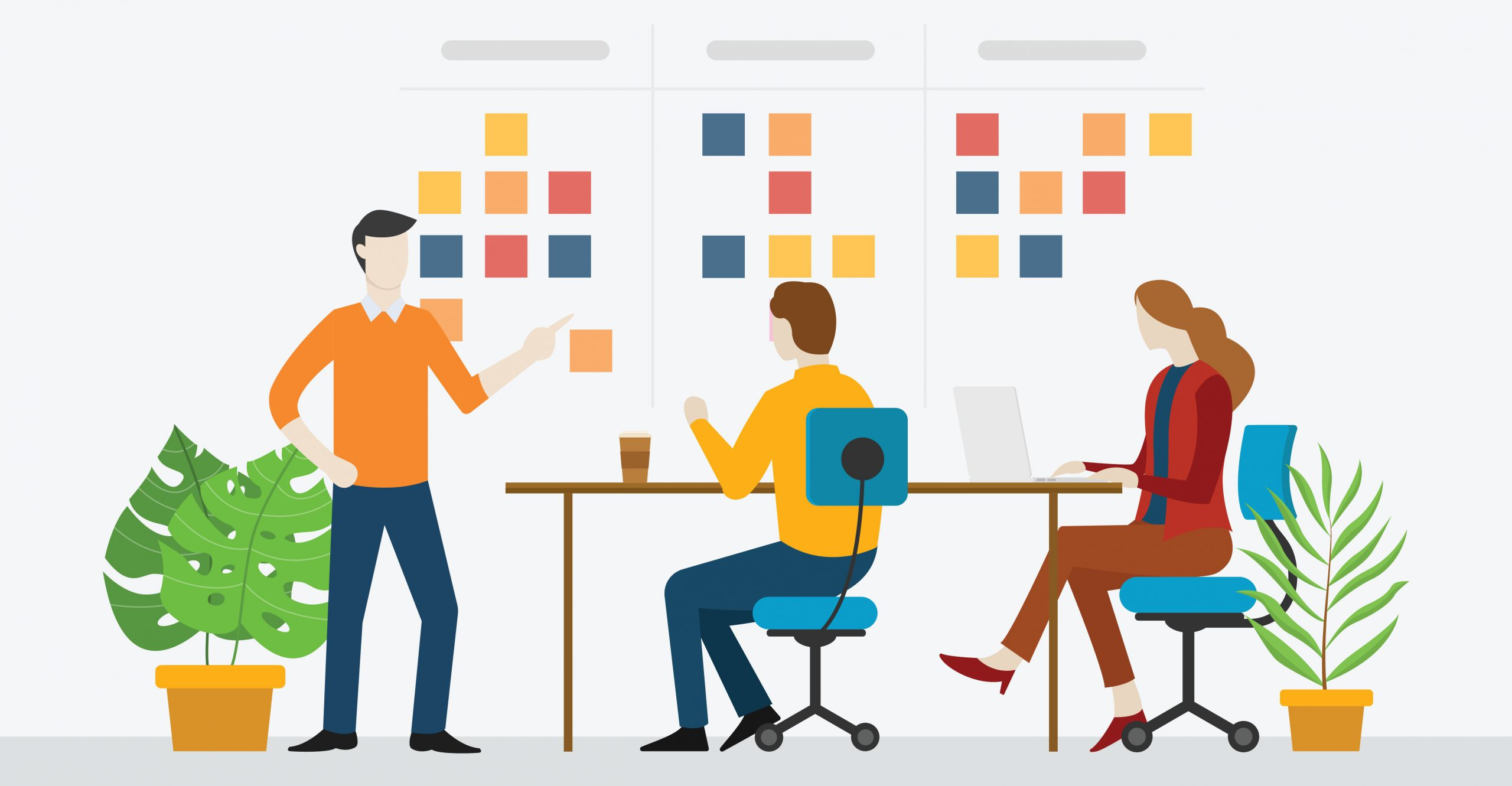 How to improve work in agile teams