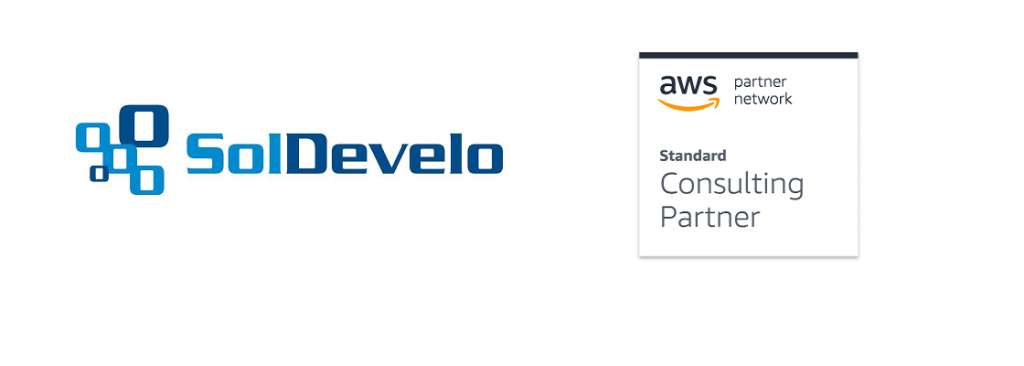 SolDevelo - AWS Consulting Partner logo