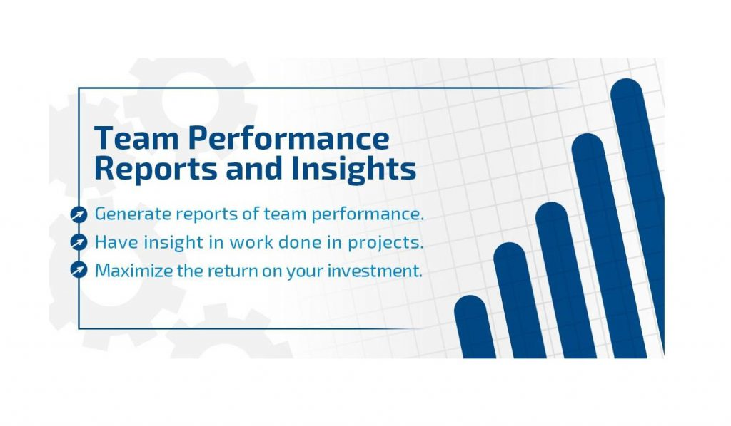 Team Performance Reports and Insights banner